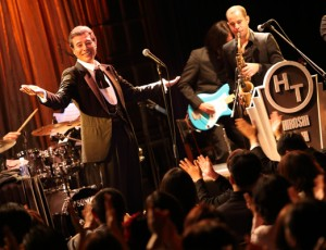 Tachi Hiroshi  (Just one Night ) picture from Blue Note live report